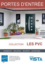 Catalogue porte PVC
